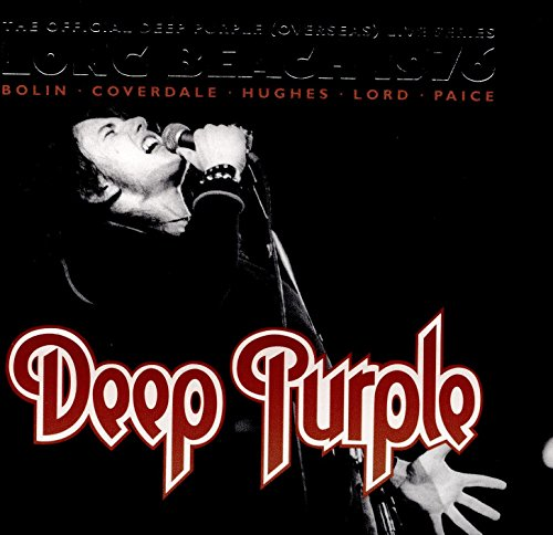CD : Deep Purple - Live at Long Beach Arena 1976 Deep Purple (United Kingdom - Import)