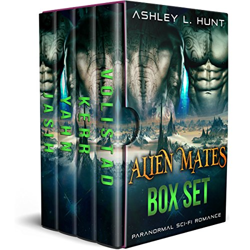 Alien Mates: The Complete Box Set (Books 1-4): Paranormal SciFi Romance
