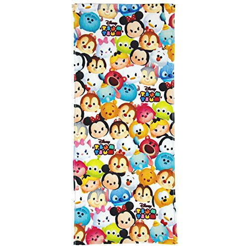Disney Store Tsum Tsum Variety Face Towel 34×80cm Disney Character Design Japan