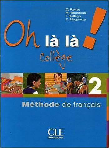 En ligne Méthode de Français Collège niveau 2 : Livre + Cahier epub pdf