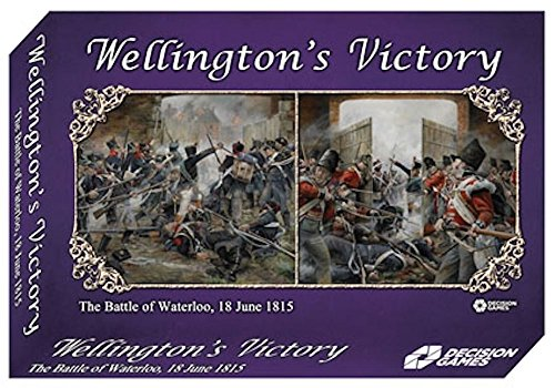 Wellington's Victory - 2nd Edition by Decision Games