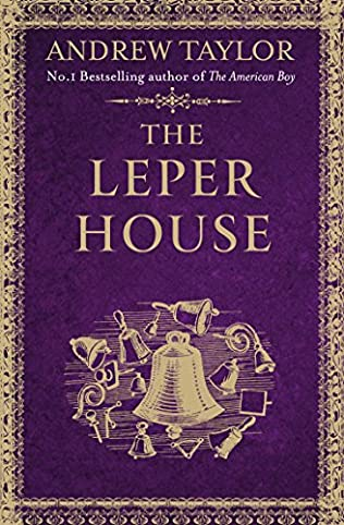 book cover of The Leper House