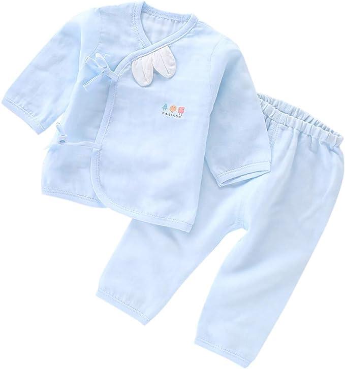 Qiran - Chándal para niños recién Nacidos, bebés, niños, niñas ...