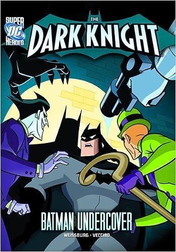 Téléchargez des ebooks gratuits pour kindle The Dark Knight: Batman Undercover by Weissburg, Paul (2013) Paperback in French B00ZQBG5D4