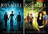 Roswell Complete Seasons Second & Third and Final Chapter (2 & 3) 11-DVD Bundle