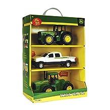 John Deere Vehicle Gift Set