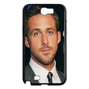 Samsung Galaxy N2 7100 Cell Phone Case Black he26 ryan gosling actor sexy Dqygg
