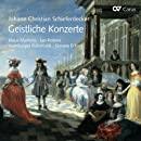 Johann Christian Schieferdecker: Geistliche Konzerte