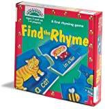 img - for Find the Rhyme: A first rhyming game book / textbook / text book