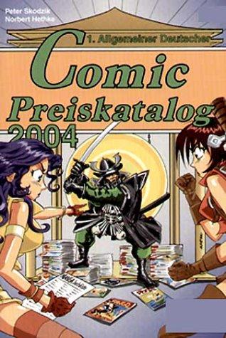 Allgemeiner Deutscher Comic-Preiskatalog 2004