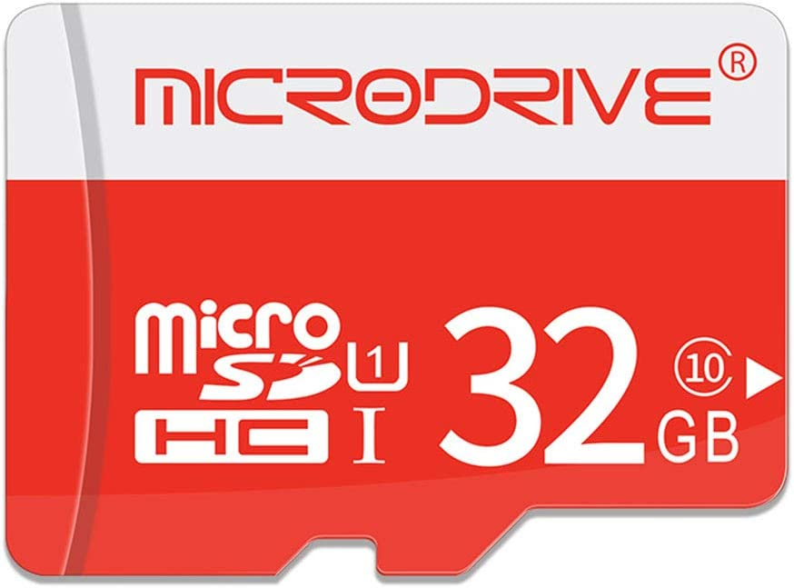 32GB Micro-SD TF Card Memory Card 32//64//128GB with SD Adapter Memory Card