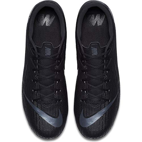 black Sneakers Academy Basses Adulte Nike Vapor Mixte 12 Fg black 001 Noir mg qxUfPw