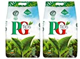 PG Tips 2 X 1610 One Cup Pyramid Tea Bags 3.5Kg