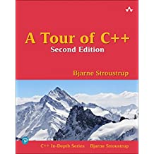 A Tour of C++ (2nd Edition)