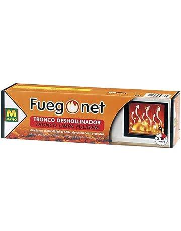 Fuegonet 231168 Tronco Deshollinador, Marrón 27.7x7.7x7.7 cm