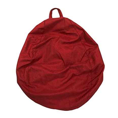Pleasing Amazon Com B Blesiya Extra Large Classic Bean Bag Cover Dailytribune Chair Design For Home Dailytribuneorg