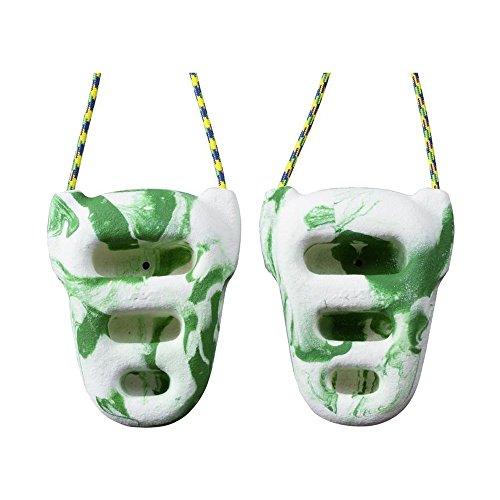 Grip Board (Metolius Rock Rings 3D Green / Green Swirl One Size)