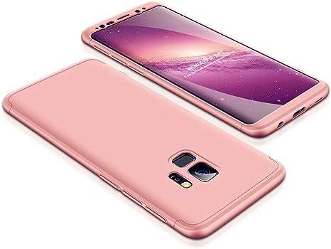 JJWYD Funda para Samsung Galaxy S9 Plus/S9+ Plus Carcasa [Ultra ...