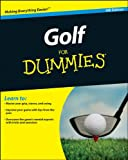 Golf for Dummies, Gary McCord, 0470882794