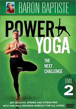 Power Yoga Level 2 [Reino Unido] [DVD]: Amazon.es: Baron ...