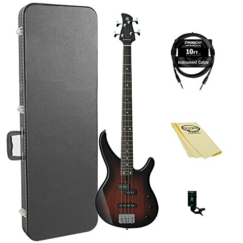 Yamaha TRBX174 OVS 4-String Bass Guitar Pack for sale  Delivered anywhere in USA
