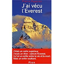 J'ai vecu l'everest