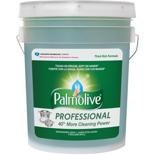 Palmolive Professional Dishwashing Liquid, Original (5 gal. Pail) - BMC- CPC04917 by Miller Supply Inc
