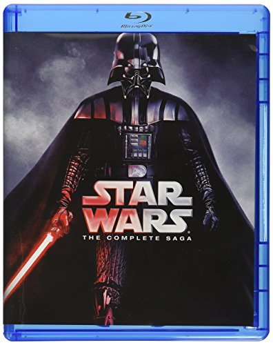 star wars the complete saga episodes ivi bluray by