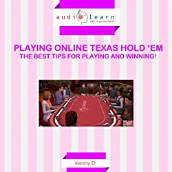 Playing Online Texas Hold 'Em