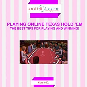 Playing Online Texas Hold 'Em Audiobook