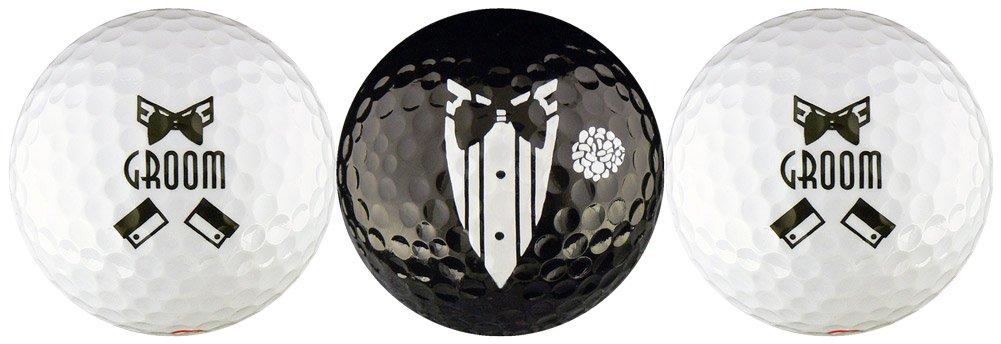 EnjoyLife Inc Groom Wedding Variety Golf Ball Gift Set by EnjoyLife Inc