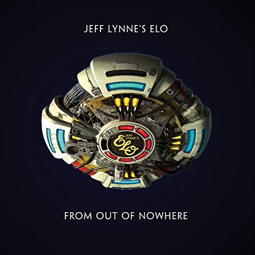 Album Art for From Out of Nowhere by Jeff Lynne's ELO