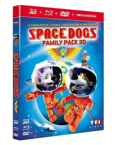Space Dogs [Blu-ray 3D] (3d Blu Ray Space compare prices)