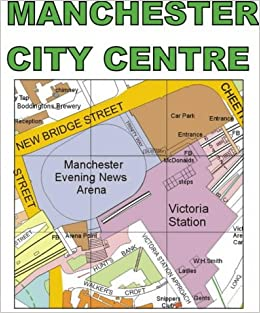 Manchester City Centre Andrew Taylor 9780952857464 Amazoncom Books