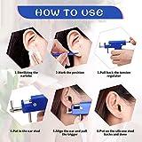 Painless Ear Piercing Gun Tool Kit, JESTOP