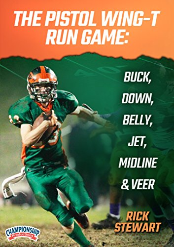 - The Pistol Wing-T Run Game: Buck, Down, Belly, Jet, Midline and Veer