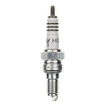Bujía NGK CR8E HIX de 9 Iridium, VPE 1 para Daelim freewing 125 Fi SA4 ...