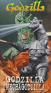 Amazon.com: Godzilla VS. Mechagodzilla [VHS]: Masaaki ...