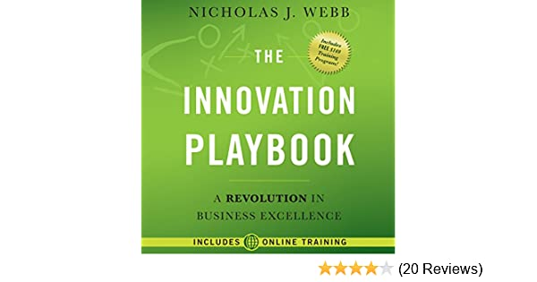 the innovation playbook a revolution in business excellence