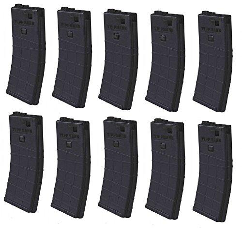 Tippmann Arms M4 Carbine Airsoft 80 Round Magazine (10 Pack)