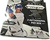 2015 Panini Prizm Baseball Cards Hobby Box (12 packs/box, 6 cards/pack, 2 Autographs per box) Look for Baez, Soler, Pompey, Castillo Rookie Autos. In Stock!!