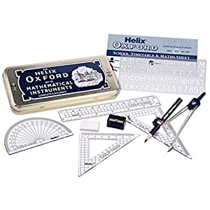 Oxford Helix Maths Set with St...