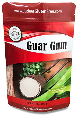 Judee's Guar Gum Powder Gluten Free (10 Oz)- USA Packaged for sale  Delivered anywhere in USA