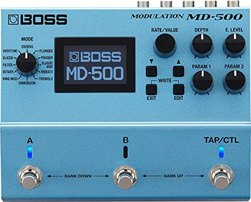 BOSS MODULATION 이펙터 MD-500