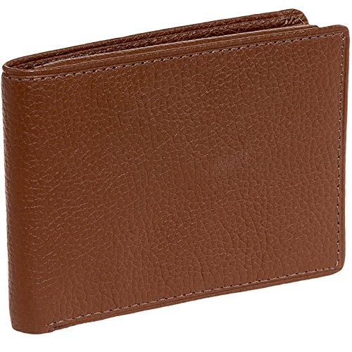 ross-michaels-mens-tan-leather-bifold-wallet