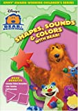 : Bear In The Big Blue House: Shapes, Sounds & Colors With Bear!