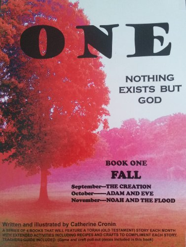 ONE Nothing Exists But God BOOK ONE FALL (ONE Nothing Exists But God)]()