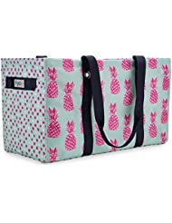 Taylor Pineapple Utility Tote + Cooler Insert