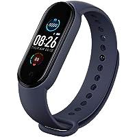 Geneic M5 Sport Fitness Tracker Smartband Pulsera Inteligente Presión Arterial Monitor…