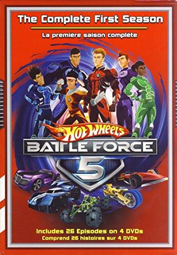 Hot Wheels: Battle Force 5 - Season 1